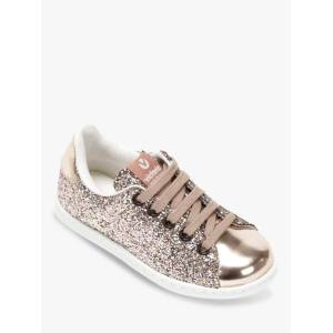 Victoria Shoes Children's Tenis Glitter Trainers, Glitter