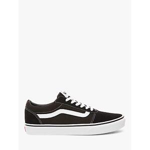 Vans Ward Trainers  - Black/White