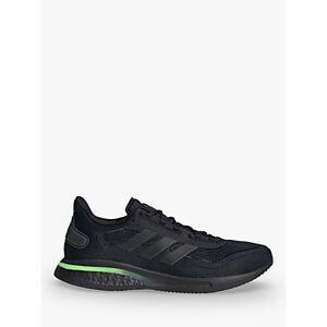 adidas Supernova Men's Running Shoes  - Core Black/Signal Green