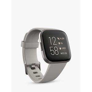 Fitbit Versa 2 Smart Fitness Watch  - Mist Grey