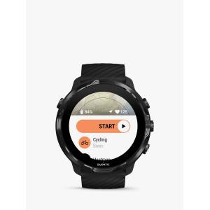 SUUNTO 7 Smartwatch with GPS and Wrist-based Heart Rate Technology  - Black