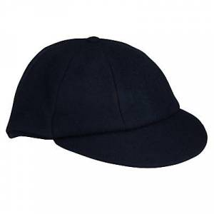 Unbranded School Plain Cap, Navy