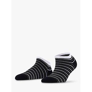 FALKE Stripe Shimmer Trainer Socks