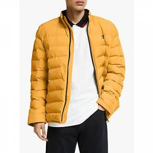 Fred Perry Insulated Quilted Jacket, Gold