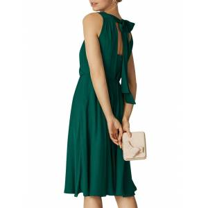 Phase Eight Rosa Dress, Emerald