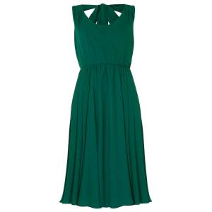 Phase Eight Rosa Dress, Emerald  - Green - Size: 18