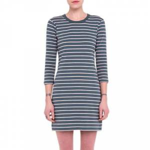 French Connection Tim Tim Striped Dress  - Multi