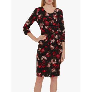Gina Bacconi Franya Floral Dress, Multi  - Multi - Size: 24