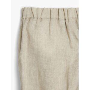 Persona by Marina Rinaldi Retate Linen Trousers, Ice Beige  - Neutrals - Size: 22