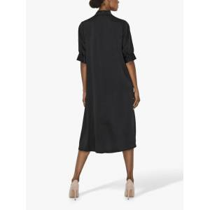 VERO MODA AWARE BY VERO MODA Marlin Dress, Black  - Black - Size: Large