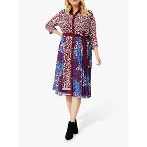 Studio 8 Kimi Leopard Print Dress, Multi  - Multi - Size: 20