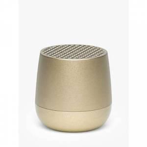 Lexon Mino Portable Mini Bluetooth Speaker