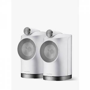 Bowers & Wilkins Formation Duo Bluetooth Wi-Fi Stereo Speakers  - White