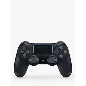 Sony PS4 DUALSHOCK 4 Wireless Controller, Black