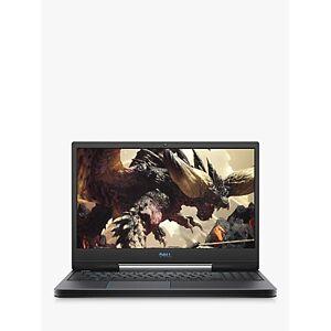 Dell G5 5590 Laptop, Intel Core i7 Processor, 16GB RAM, 1TB HDD + 256GB SSD, GeForce RTX 2060, 15.6 Full HD, Deep Space Black