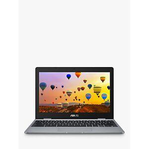 Asus Chromebook C223, Intel Celeron Processor, 4GB RAM, 32GB eMMC, 11.6, Grey