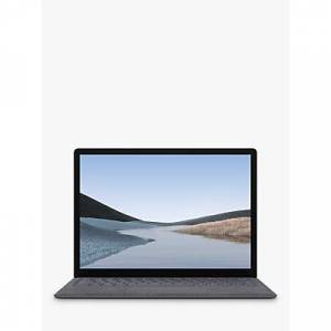 Microsoft Surface Laptop 3, Intel Core i5 Processor, 8GB RAM, 128GB SSD, 13.5 PixelSense Display, Platinum