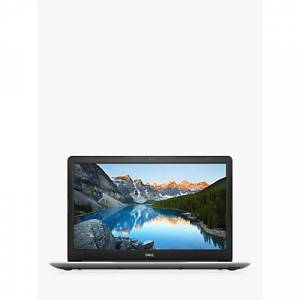 Dell Inspiron 17 3793 Laptop, Intel Core i7 Processor, 8GB RAM, 1TB HDD + 128GB SSD, 17 Full HD, Silver