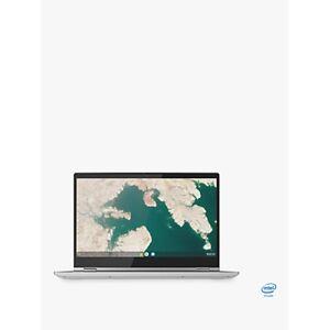 Lenovo C340-15 Chromebook, Intel Core i3 Processor, 4GB RAM, 128GB eMMC, 15.6 Full HD, Mineral Grey