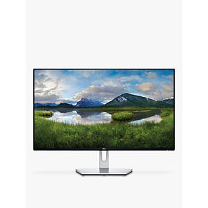 Dell S2719H Full HD Monitor, 27, Black / Silver