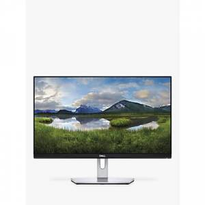 Dell S2319H Full HD Monitor, 23, Black / Silver