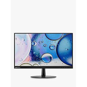 Lenovo L22e-20 65DEKAC1UK Full HD Monitor, 21.5, Raven Black