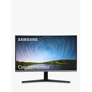 Samsung LC27R500FHUXEN Full HD Curved Monitor, 26.9, Black