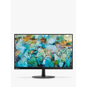 Lenovo L24e-20 Full HD Monitor, 23.8, Black