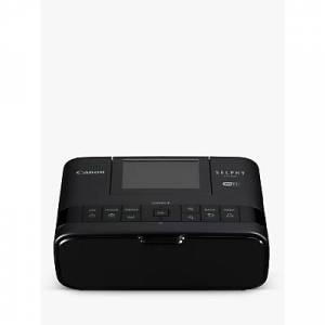 Canon SELPHY CP1300 Portable Photo Printer with Wi-Fi, Apple AirPrint & 3.2 Tiltable Display  - Black
