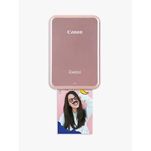 Canon Zoemini Mobile Photo Printer, Rose Gold