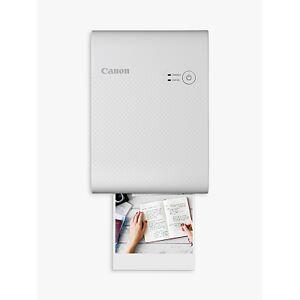 Canon SELPHY Square QX10 Mobile Photo Printer  - White