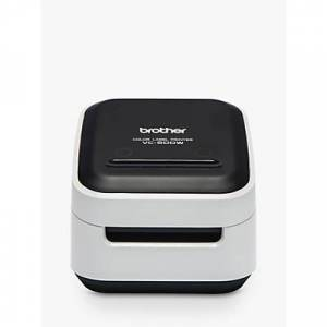 Brother VC-500W Wireless Full Colour Label & Photo Printer