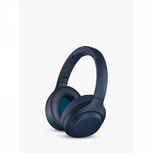 Sony WH-XB900N Noise Cancelling Extra Bass Bluetooth NFC Wireless Over-Ear Headphones with Mic/Remote