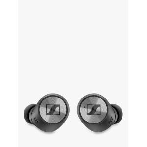 Sennheiser Momentum True Wireless 2 Noise Cancelling Bluetooth In-Ear Headphones with Mic/Remote  - Black