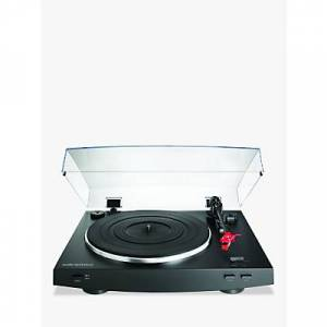 Audio-Technica AT-LP3 Turntable, Black