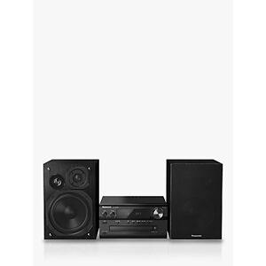 Panasonic SC-PMX92 DAB/DAB+/FM/CD Bluetooth Micro Hi-Fi System with High Resolution Audio, Black