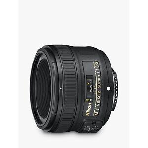 Nikon 50mm f/1.8G AF-S Standard Lens