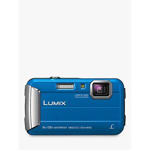 Panasonic Lumix DMC-FT30 Waterproof Camera, 16.1MP, 4x Optical Zoom, 2.7 LCD Screen