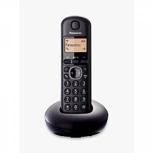 Panasonic KX-TGB210EB Digital Cordless Telephone, Single DECT