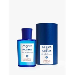 Acqua di Parma Blu Mediterraneo Chinotto Liguria Eau de Toilette Spray  - Size: 150ml