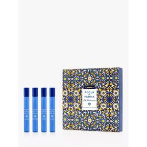 Acqua di Parma Blu Mediterraneo La Double J Discovery Fragrance Gift Set, 4 x 10ml