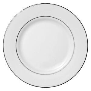 Wedgwood Signet Platinum Plate, Dia.15cm, White
