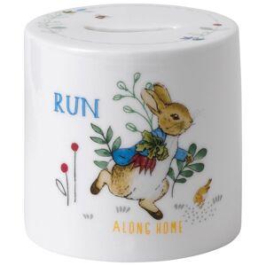 Beatrix Potter Peter Rabbit Money Box  - Blue