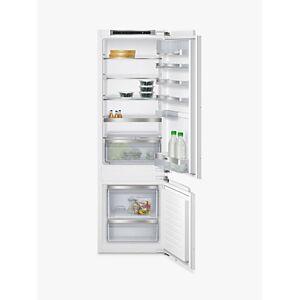 Siemens KI87SAF30G Integrated 70/30 Fridge Freezer, Fixed Door Hinge, A++ Energy Rating, 56cm Wide