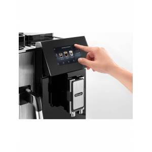 DeLonghi 75.Gi M Maestosa Bean-to-Cup Coffee Machine, Black  - Black