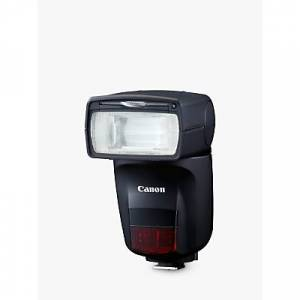 Canon Speedlite 470EX-AI External Flash with AI Bounce Function, Remote Flash & LCD Screen