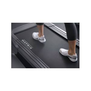 Matrix Fitness Commercial T1XE Treadmill  - Silver