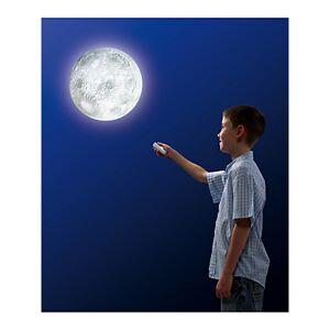 Brainstorm Remote-Controlled Illuminated Moon