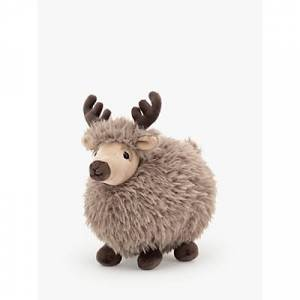 Jellycat Rolbie Reindeer Soft Toy, Small