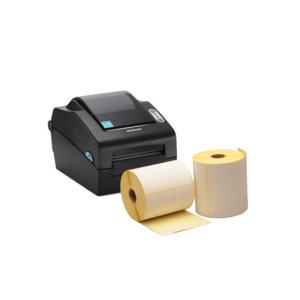 Bixolon SLP-DX420G + 12 SendCloud labels 102x150mm zebra compatible